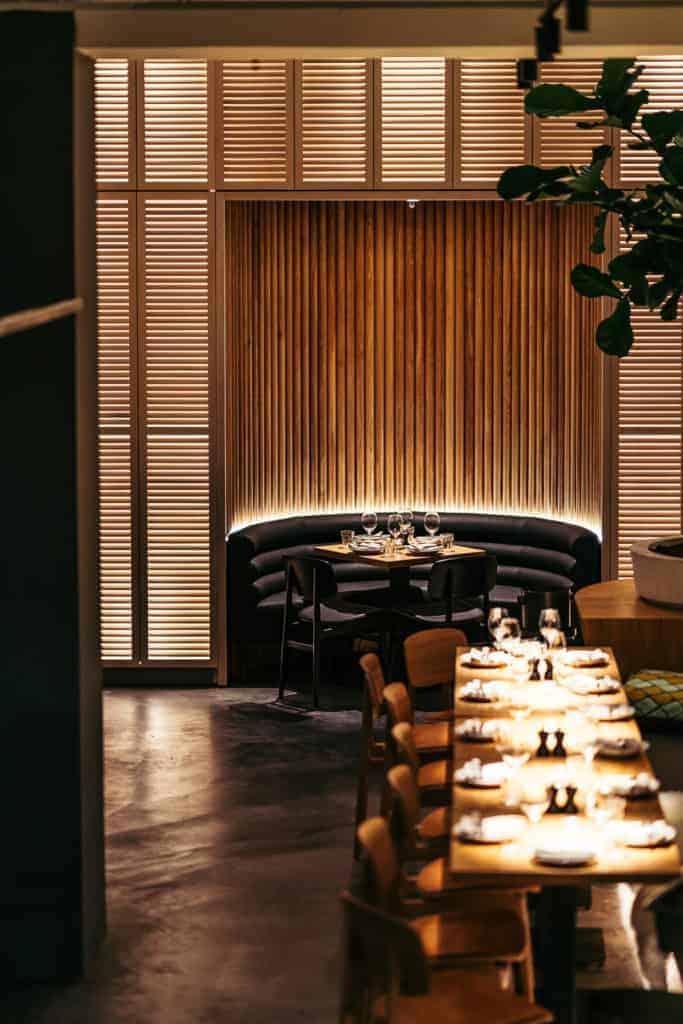 Hotspot restaurant