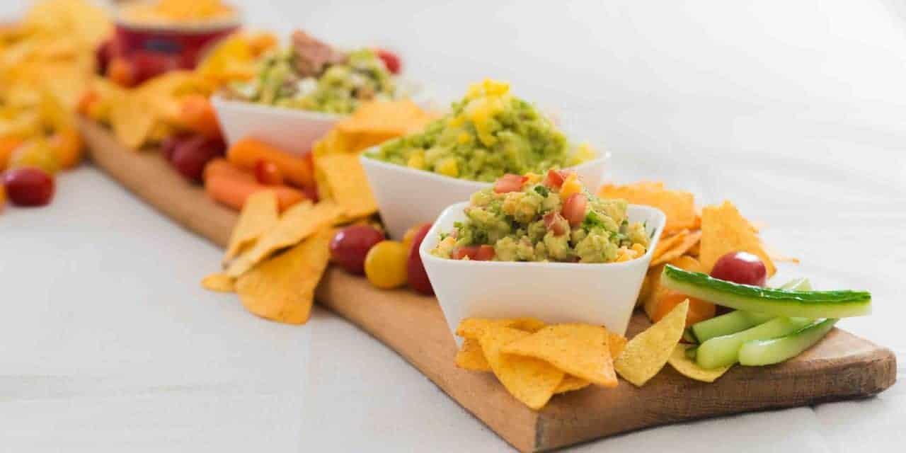 3 heerlijke variaties op guacamole voor de borrelplank!