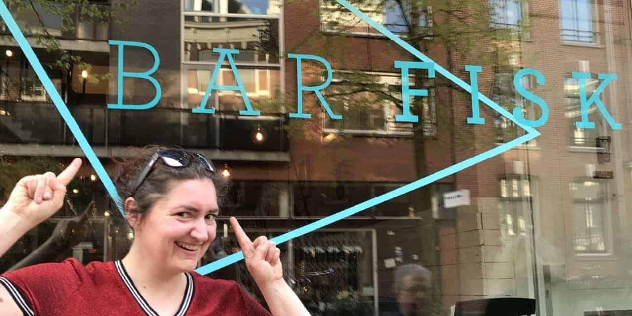 Hotspot Bar Fisk Amsterdam