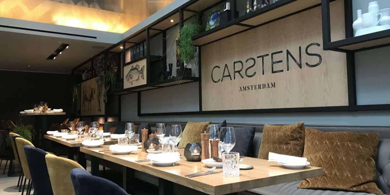 Brasserie Carstens in Amsterdam