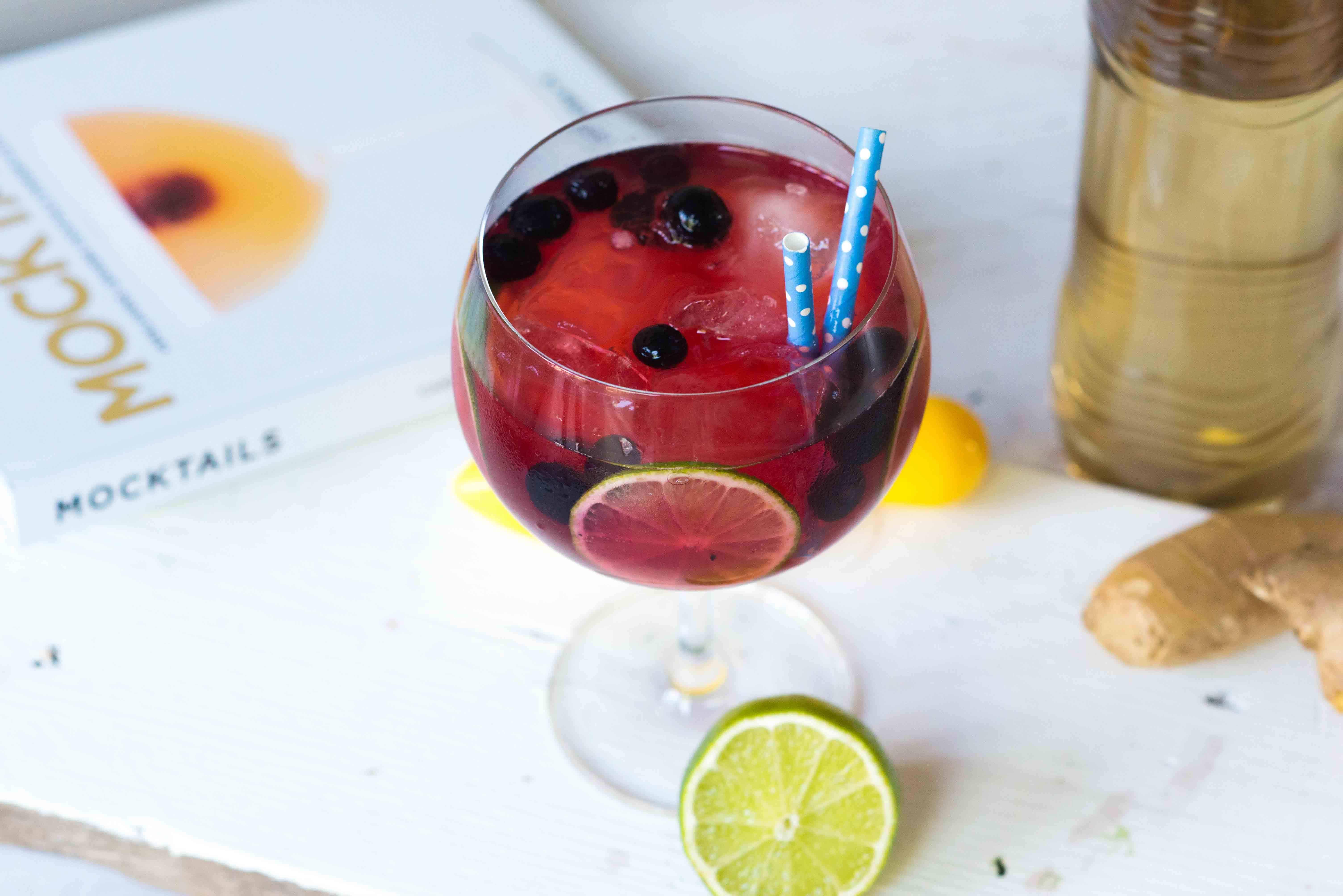 Mocktail, boek, Moscow Mule