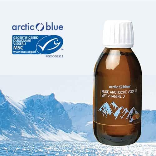 Arctic Blue visolie, Omega 3, visolie
