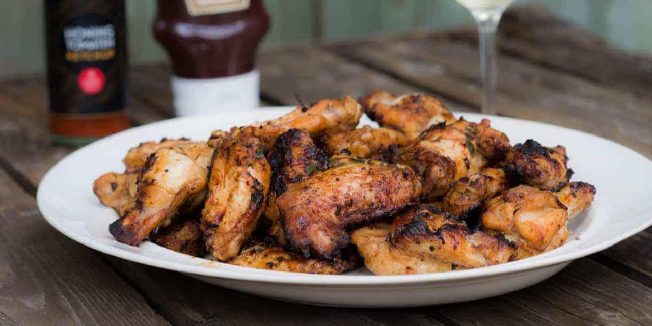 De lekkerste kippenvleugels van de barbecue