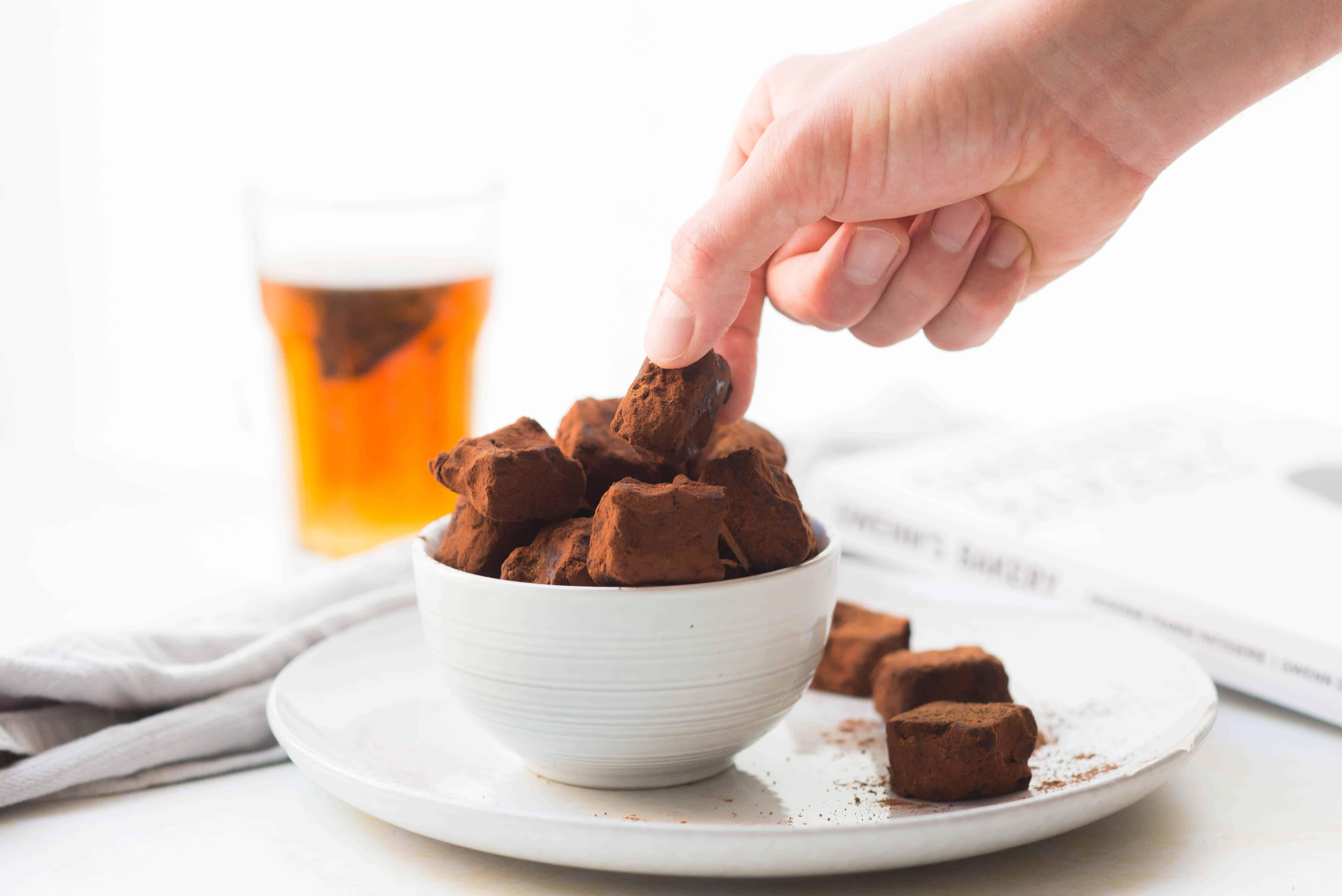 chocoladetruffels, Gwenn's Bakery