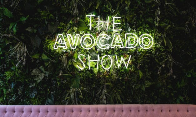 The Avocado Show in Amsterdam