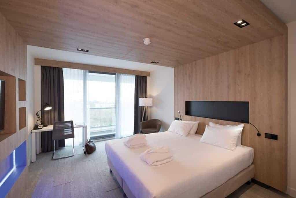 Crown plaza Den Haag suite