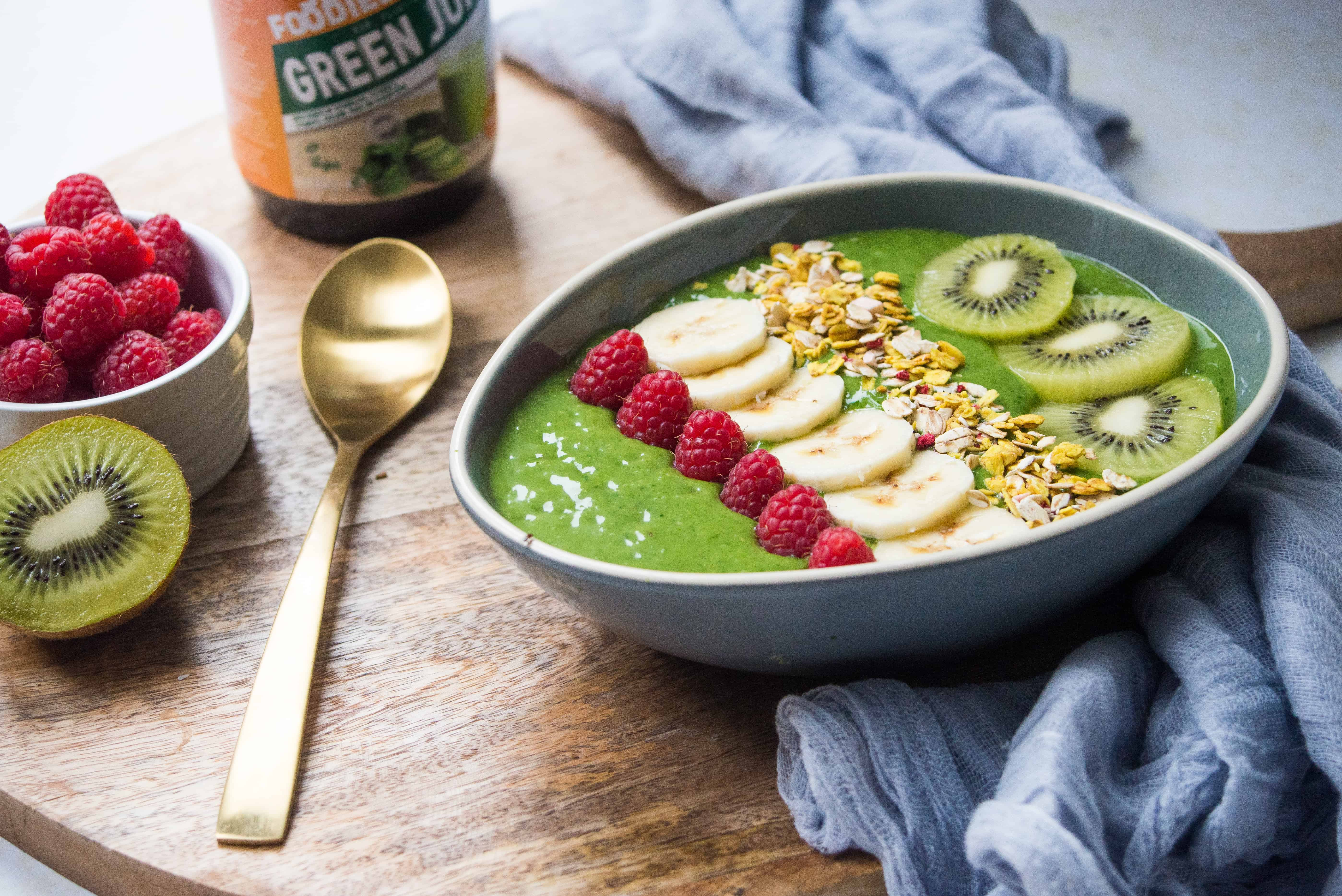 smoothiebowl, Green Juice