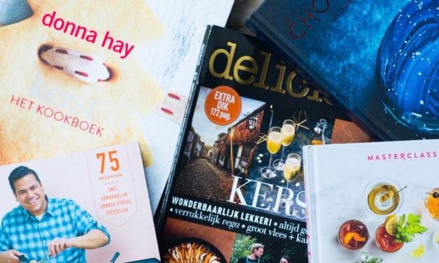 Deze kookboeken helpen jou de feestdagen door!