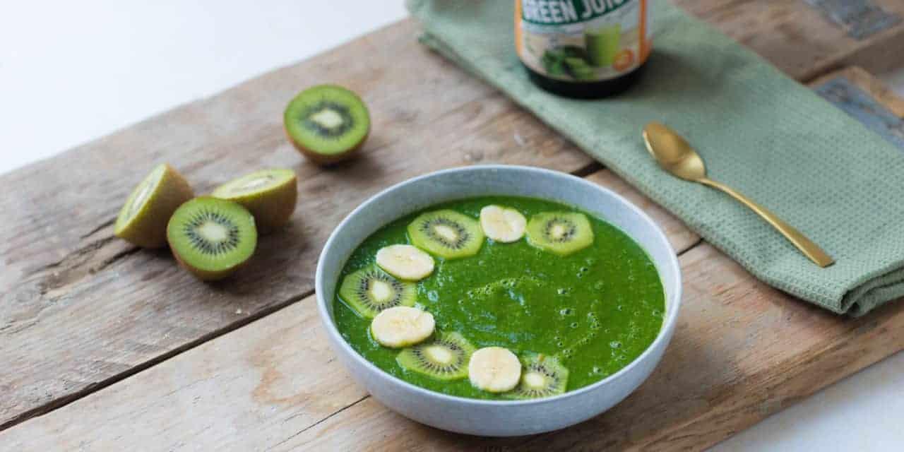 Superfoodies Green Juice energie-smoothie!