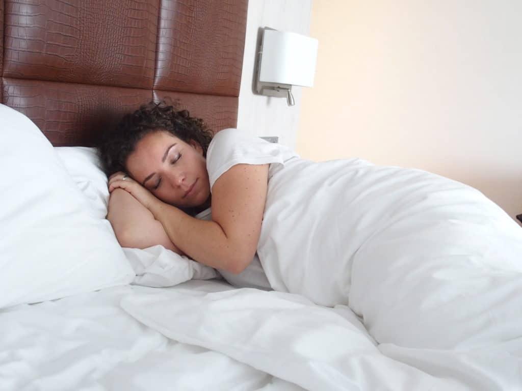 Slaap jezelf energiek