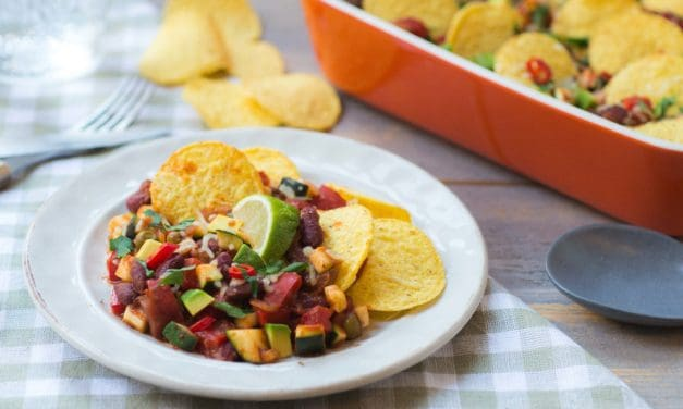 Heerlijke nachoschotel uit de oven + WINACTIE!