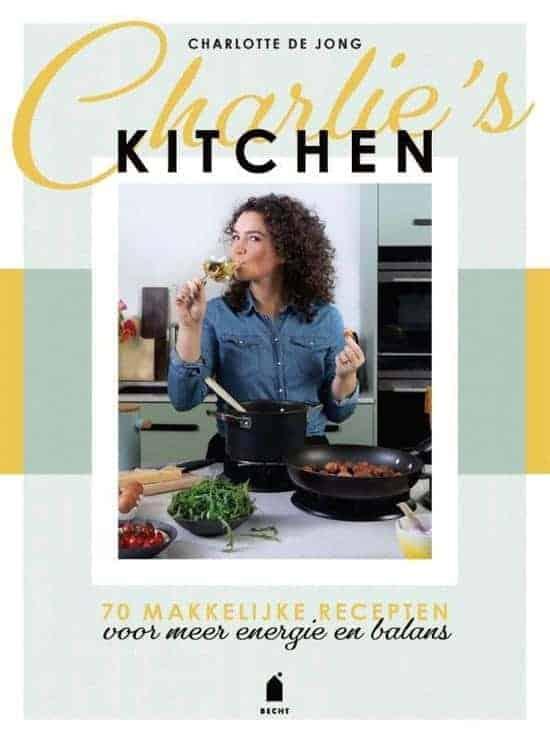 Charlie's Kitchen, boek