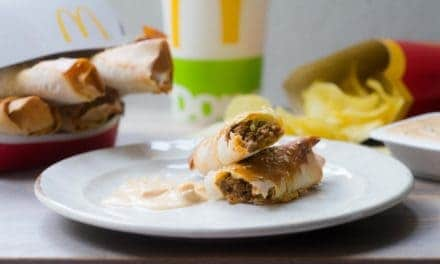 Maak je eigen Big Mac loempia's