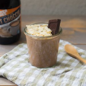 Superfoodies Hot choccies, overnight oats