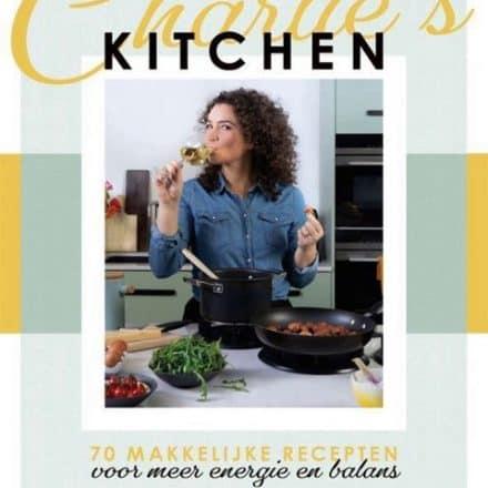 boek Charlie's Kitchen