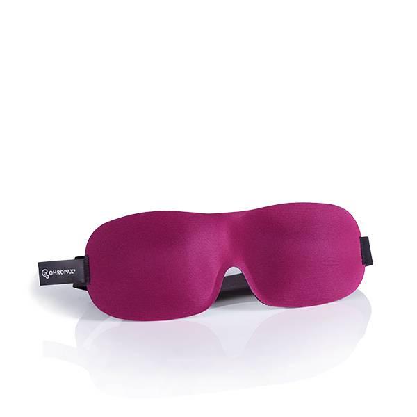 ohropax slaapmasker roze