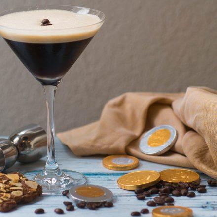 espresso martini met pepernoten twist