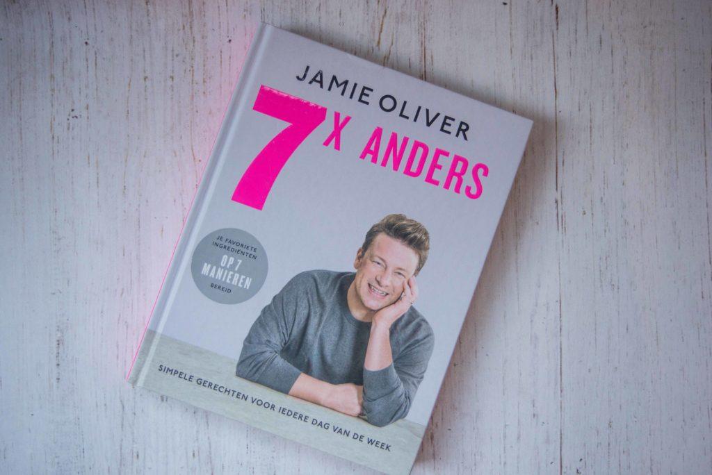 tosti met garnalen, 7x anders, Jamie Oliver