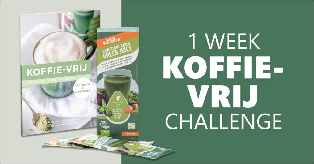 koffie-vrij challenge