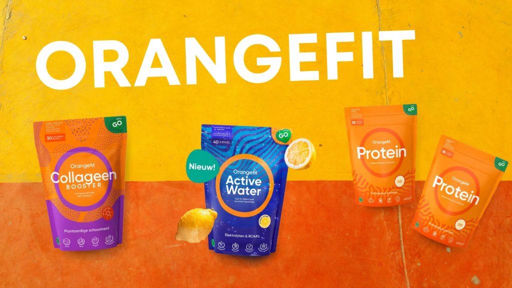 Orangefit, favoriete producten